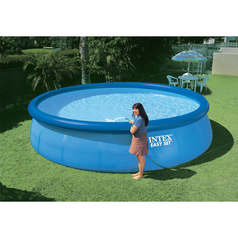 Intex X Easy Set Above Ground Inflatable Swimming Pool
