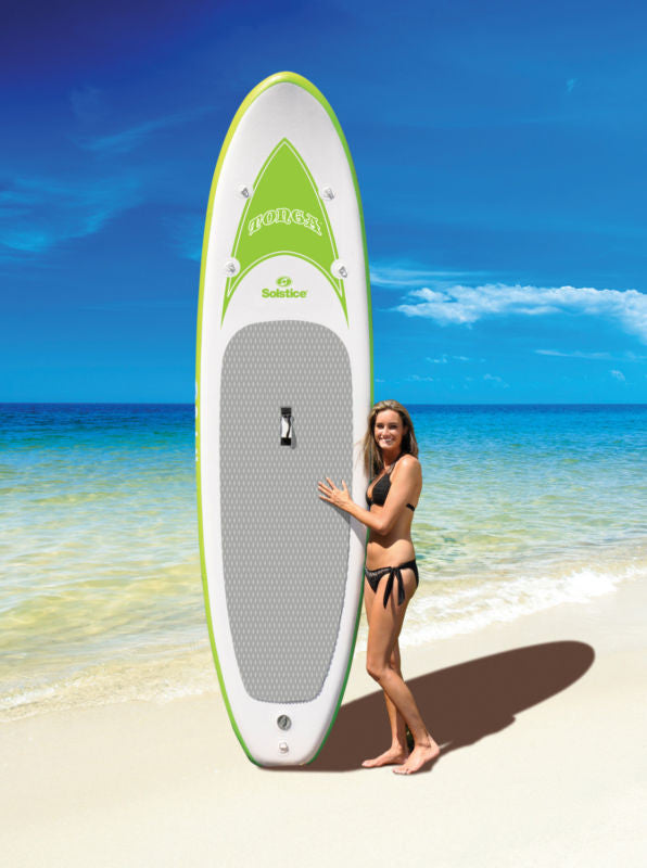 New Solstice Tonga 35132 Inflatable Stand-Up Light Weight Paddleboard SUP Board