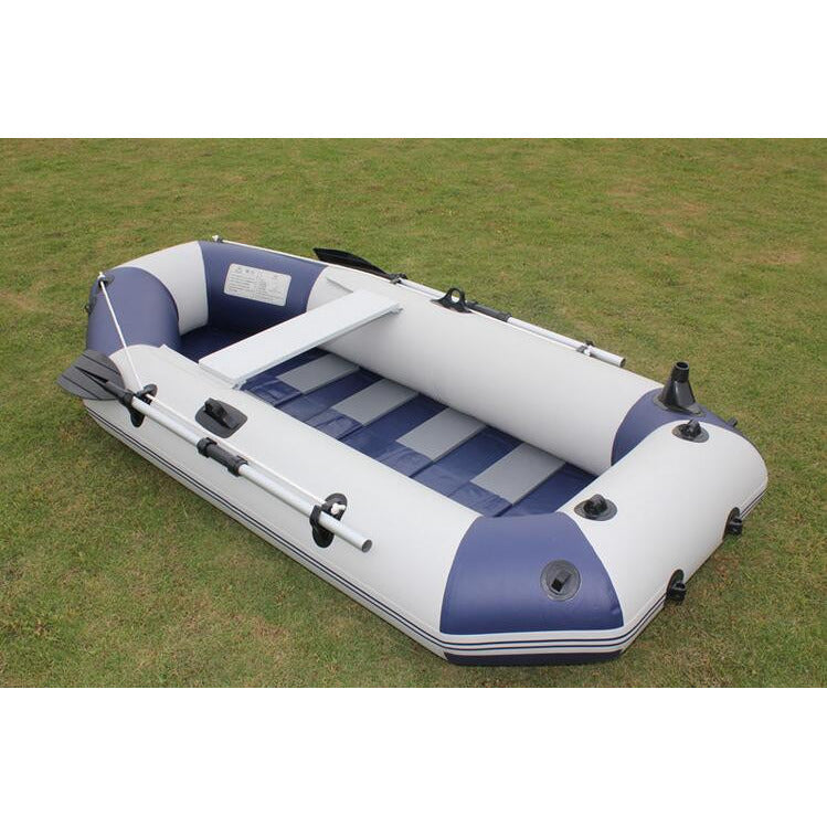 Tadpoles thick rubber dinghy inflatable boat motor fishing boat hard bottom 2 3 assault boats inflatable boat canoe load 260kg