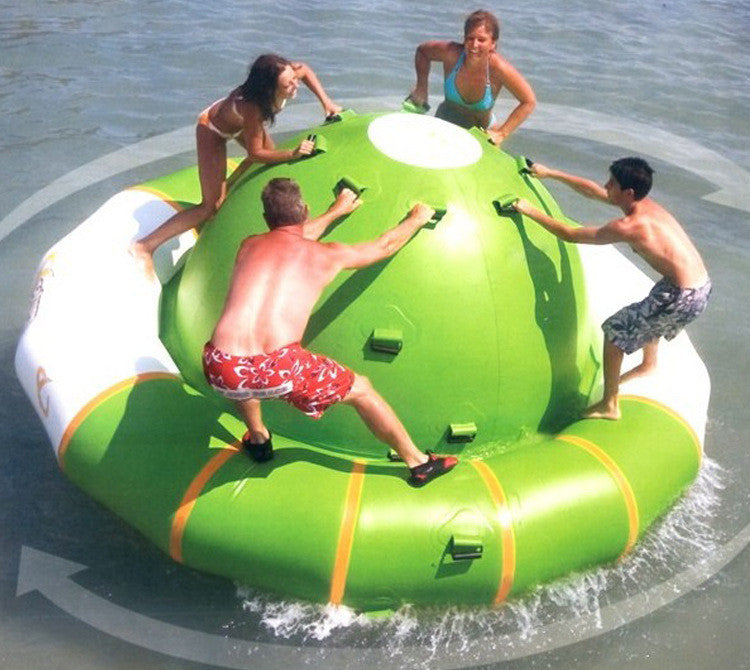water gyro 2.0*1.2 M water game playing inflatable toy summer