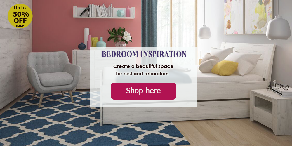 Bedroom furniture. Beds, mattresses, drawers, storage ottomans, dressing tales, wardrobes, bedroom sets,  bedsides tables, bedroom chests, mirrors, headboards.