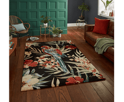 Modern Tropics 6093 Multi Soft Rug - 2 Colours (2 Sizes)