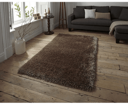 Modern Thick Shaggy Luxury Monte Carlo Rug - 4 Colours (5 Sizes)