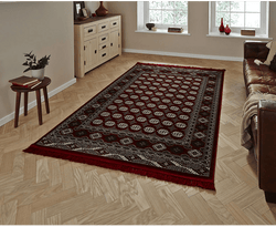Traditional High Quality Regal 0636A Red Rug - 4 Sizes