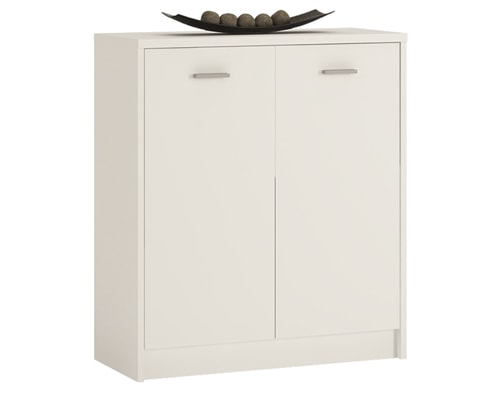 4 You Wooden 2 Door Cupboard- 2 Colours