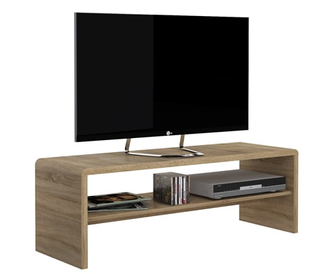 4 You Wide Coffee Table / TV Unit In Sonama Oak
