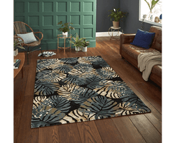 Modern Tropics 6097 Multi Soft Rug - 4 Colours (2 Sizes)