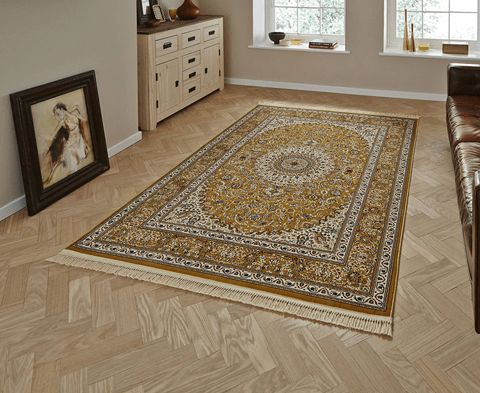 Traditional Luxury Regal 0227A Rug - 5 Colours (4 sizes)
