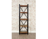Urban Chic Reclaimed Wood Alcove Bookcase