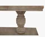 Clovelly Wooden Console Table