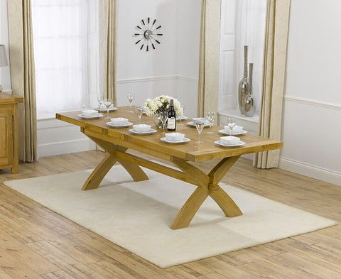 Canterbury 200cm Dining Table