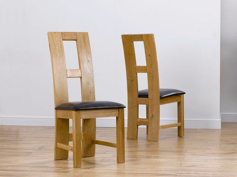 John Louis Chairs (Pair)