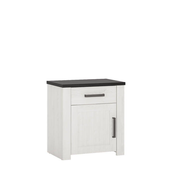 Provence Bedside Cabinet 1 Door 1 Drawer