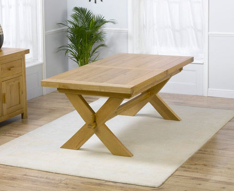 Avignon 200cm Dining Table
