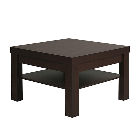 Pello Small Coffee Table in Dark Mahogany