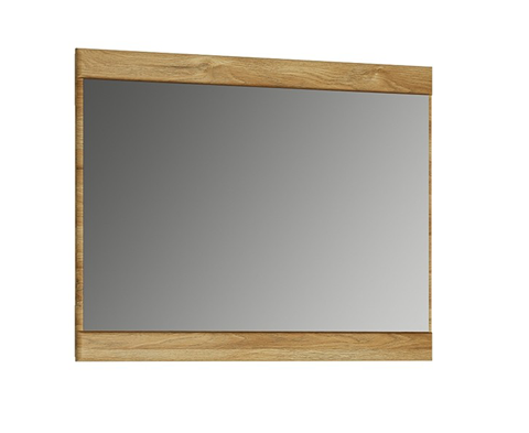 Cortina Mirror Oak Finish