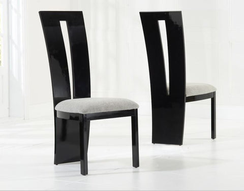 Valencie Dining Chairs (Pair)