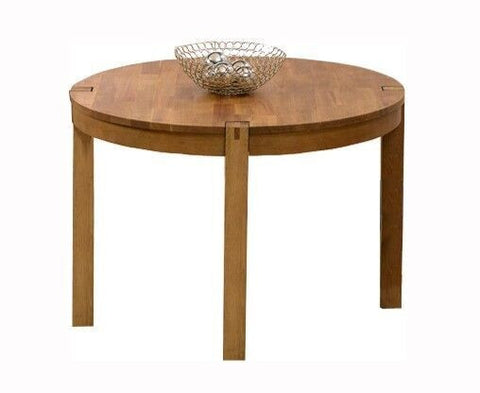 Verona Oak Round Table