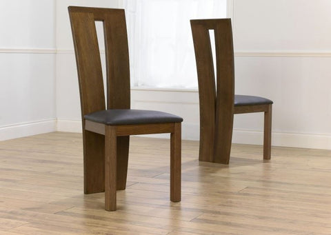 Dark Arizona Chairs (Pair)