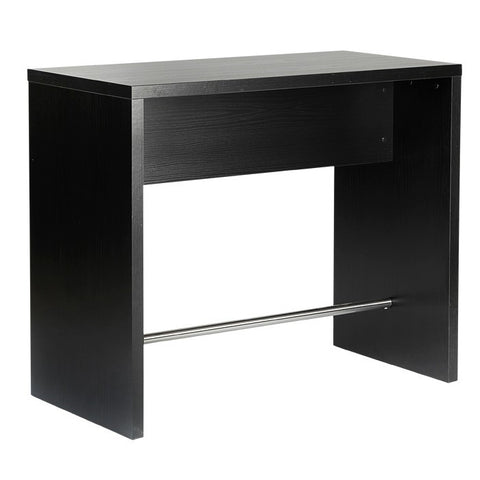 Bar Table Black Ash