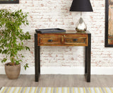 Urban Chic Reclaimed Wood Console Table