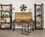 Urban Chic Reclaimed Wood Laptop Desk / Dressing Table