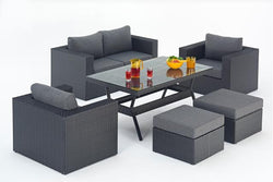 Prestige Sofa Dining Table Set