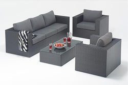 Prestige Large Sofa Set with Coffee Table