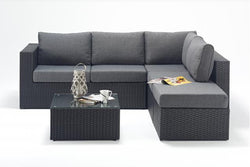 Prestige Small Corner Sofa (R) with Coffee Table
