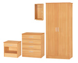 Galaxy Beech 3 Piece Set