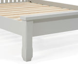 Sandringham Grey King Size Bed Frame