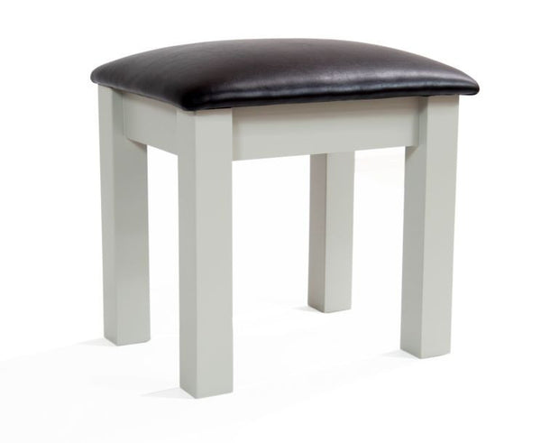 Sandringham Grey Dressing Table Stool