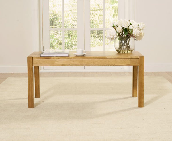 Promo Oak Coffee Table