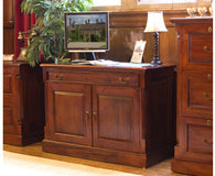 La Roque Solid Mahogany Hidden Home Office Desk