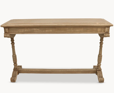 Bramley Pine Wood Desk 140cm
