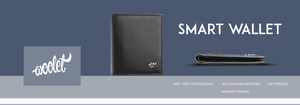 Smart wallet from the brand Woolet @Hominems