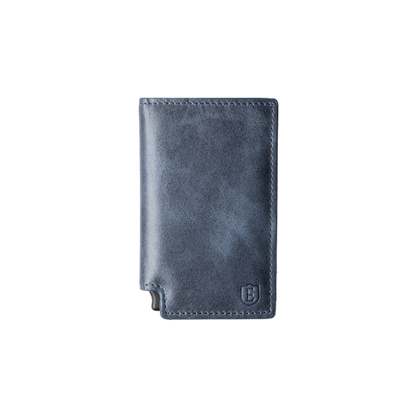 Blue Parliament + Tracker Smart Wallet @Ekster