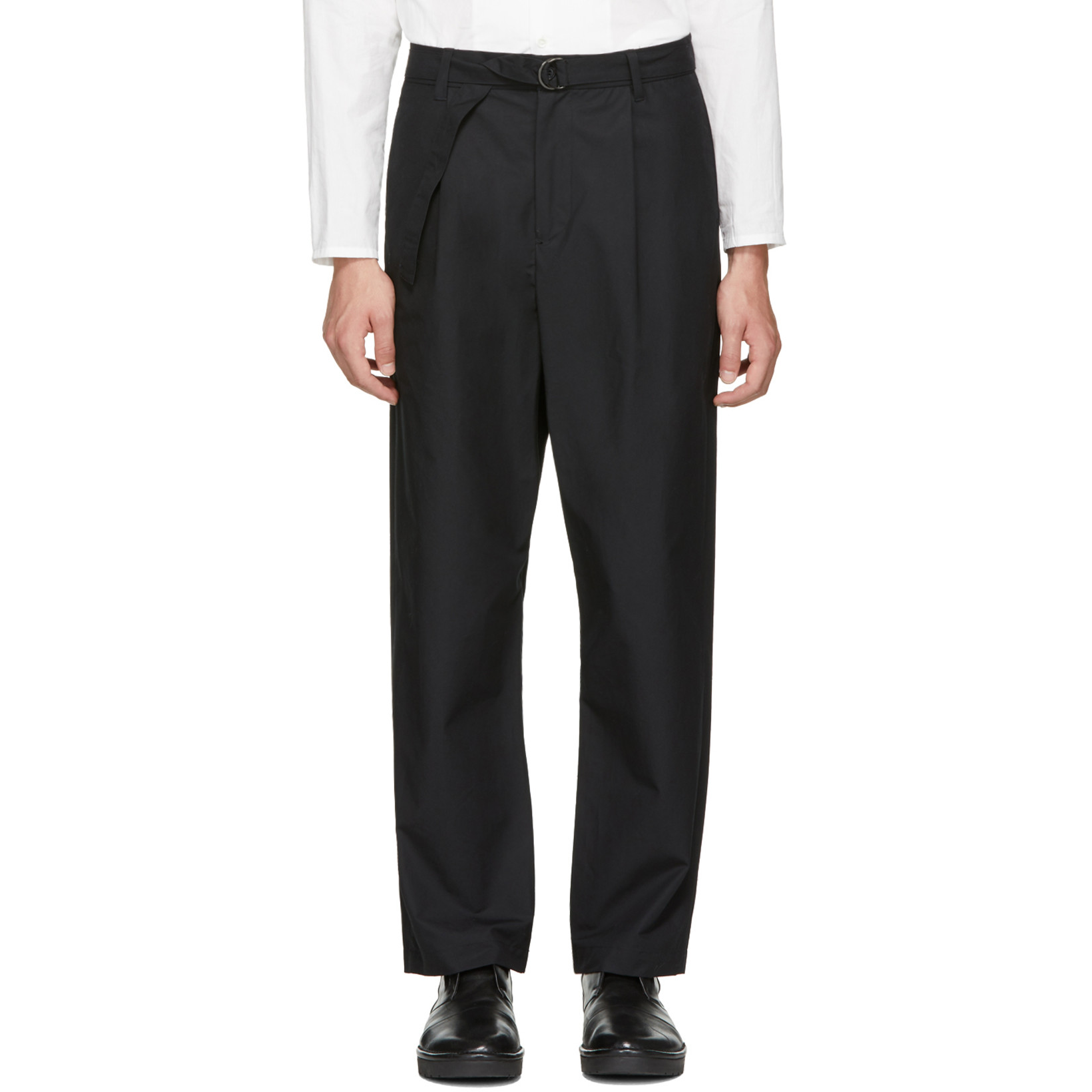 Undecorated man trousers @ssense - Hominems