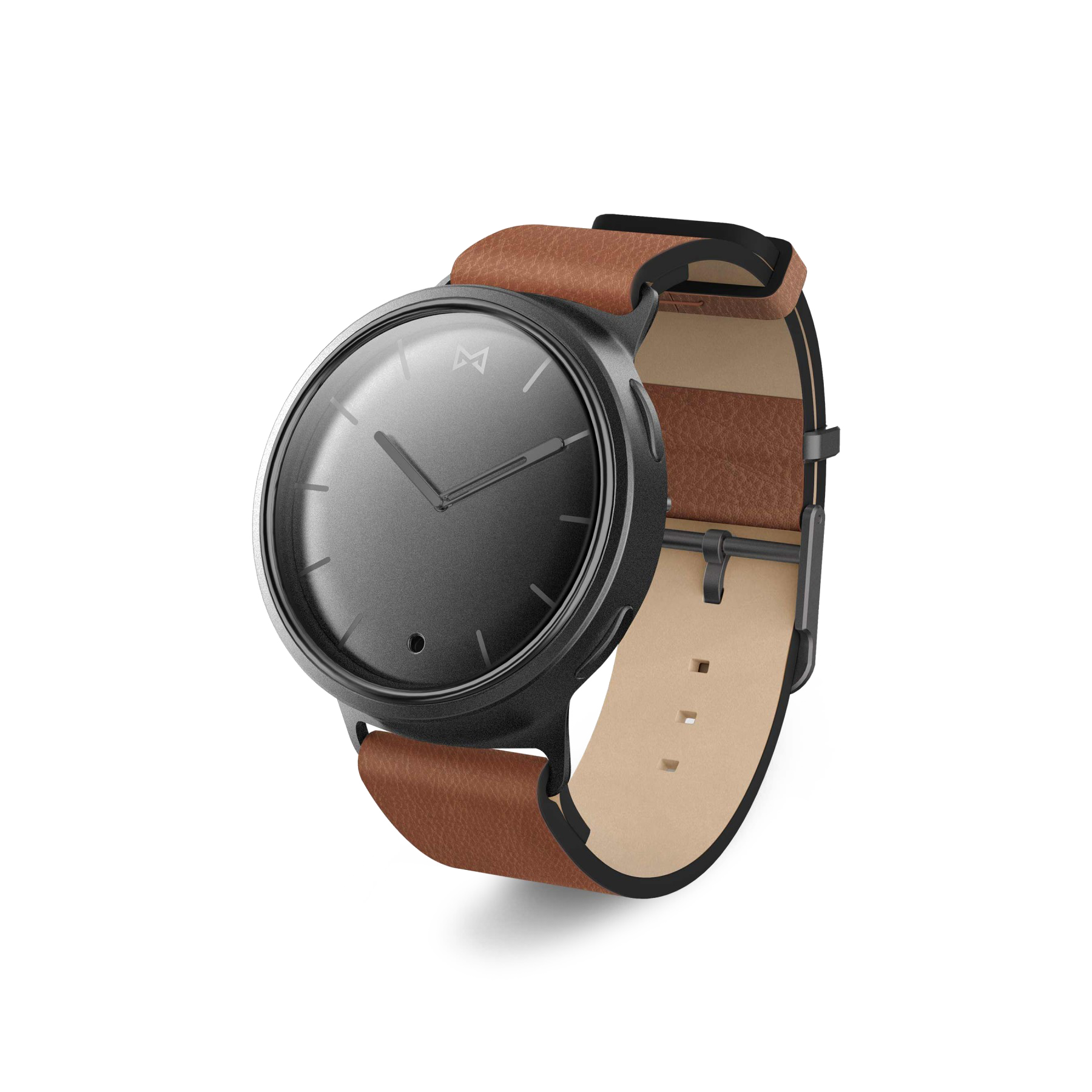 Midnight & Brown Phase Smartwatch @Misfit
