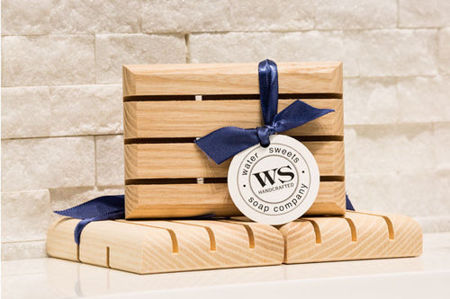 Soap Dish (Certified Sustainable Wood)