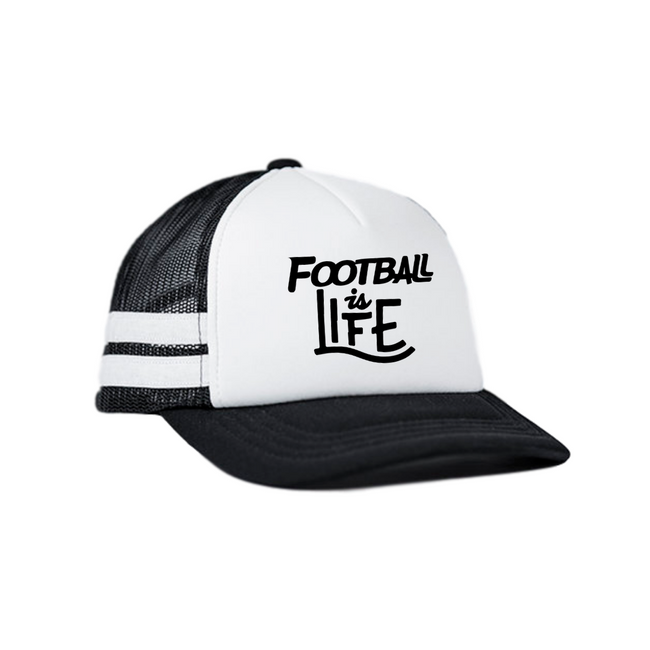Football is Life Trucker Hat