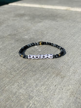 Gameday Bead Bracelet