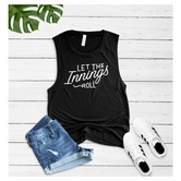 Let the Innings Roll Muscle Tank