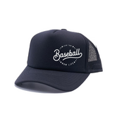 Living that Baseball Mom Life Trucker Hat