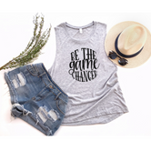Be the Game Changer Tank Top