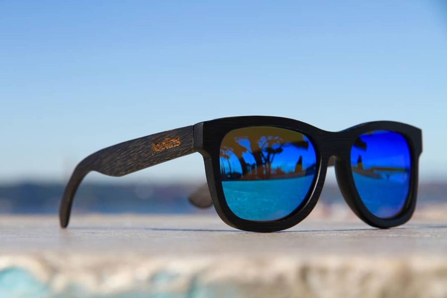 Save The Environment With Style: Choose Bamboo Frame Sunglasses