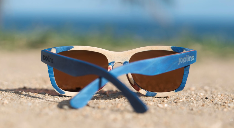 Get Classy With Wood Frame Sunglasses