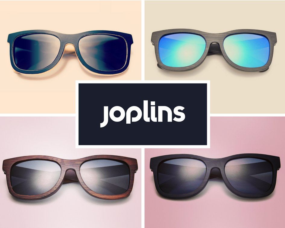 Joplin's Sustainable Sunglasses