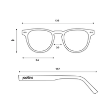 Load image into Gallery viewer, Soder Walnut - JOPLINS® Sunglasses