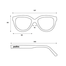 Load image into Gallery viewer, Patel - JOPLINS® Sunglasses